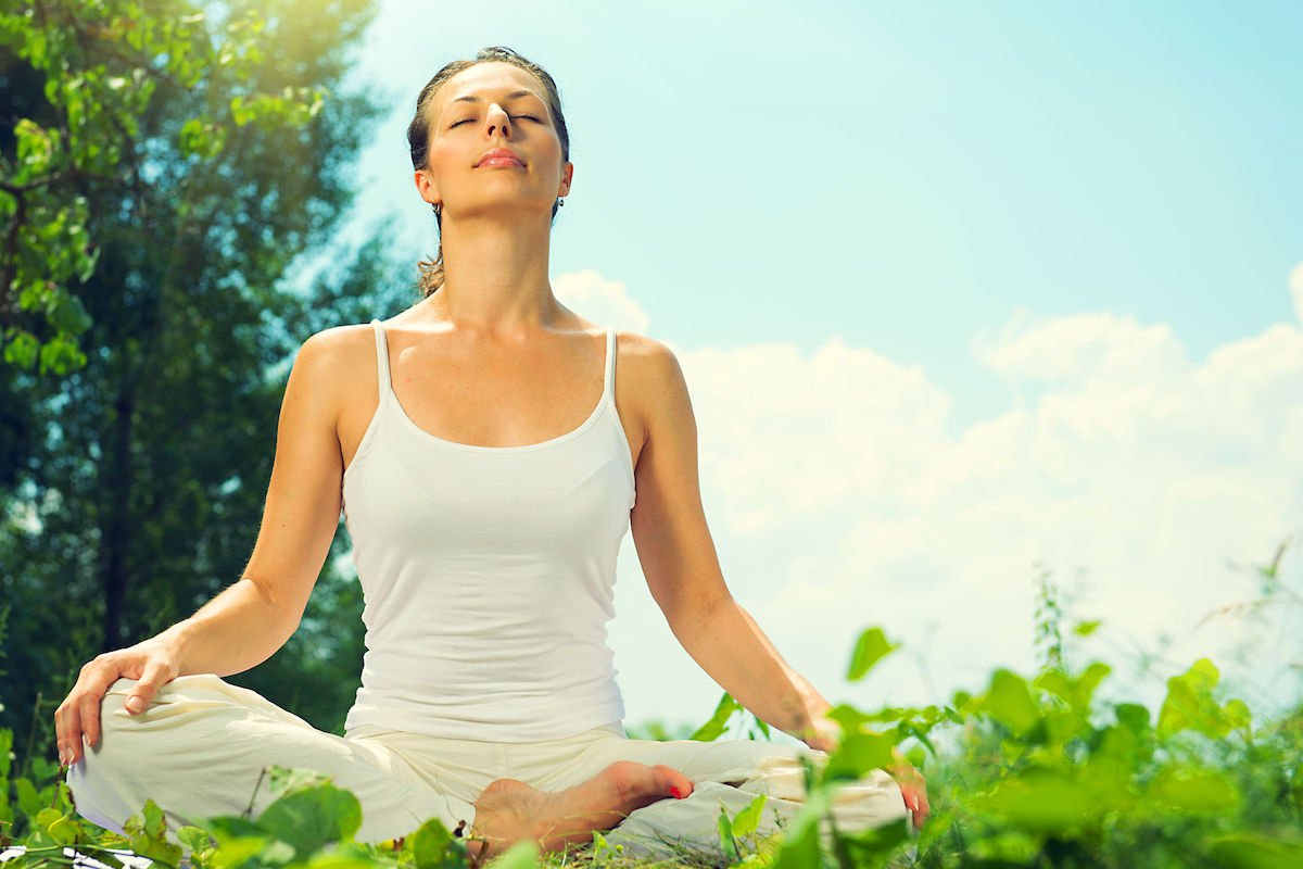 "Image for ""Meditating 15 minutes a day brings you more bliss!"", Finding Your Bliss"