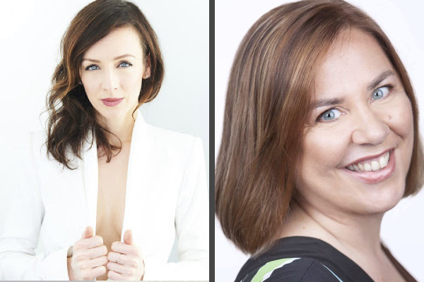 Canadian Singer Sarah Slean and Master Life Coach Darlene Chrissley